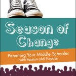 Interview with author Rebecca Ingram Powell about her new book: Season of Change