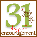 31 Days of Encouragement
