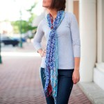 FLASH SALE Today on DaySpring's Redeemed Scarf!