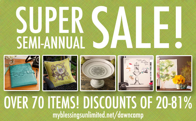 Blessings Unlimited Super Summer Sale
