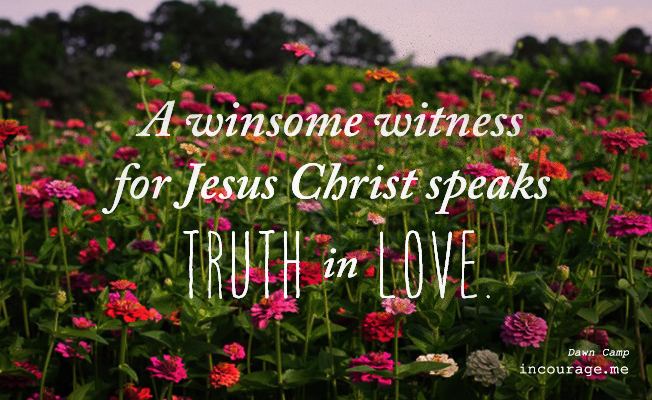 Winsome Witness