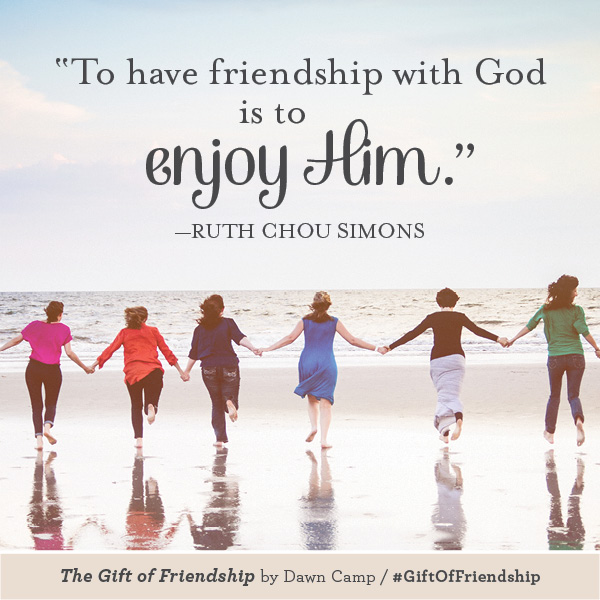 Ruth Chou Simons The Gift of Friendship #GiftofFriendship
