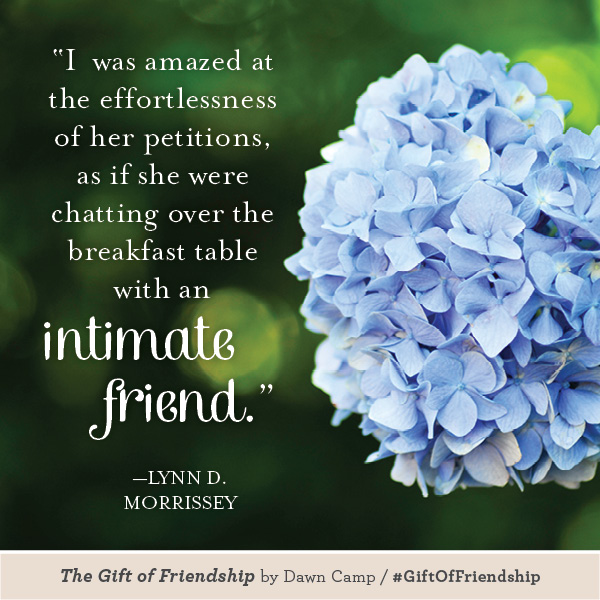 Lynn Morrissey The Gift of Friendship #GiftofFriendship