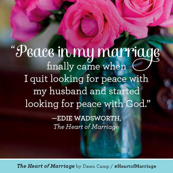 Edie Wadsworth The Heart of Marriage #HeartofMarriage