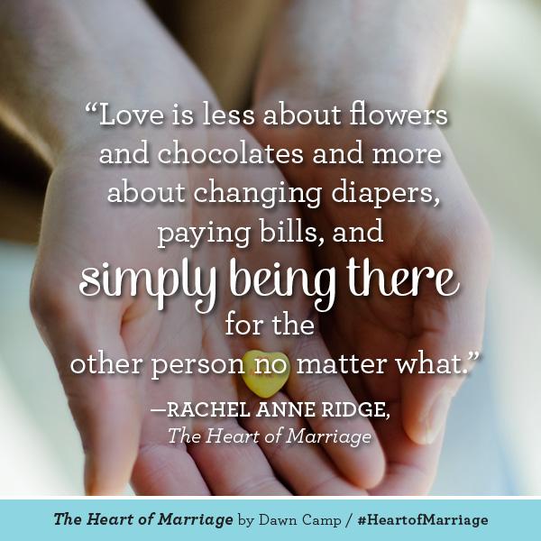 Rachel Anne Ridge The Heart of Marriage #HeartofMarriage