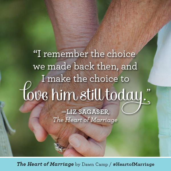 Liz Sagaser The Heart of Marriage #HeartofMarriage