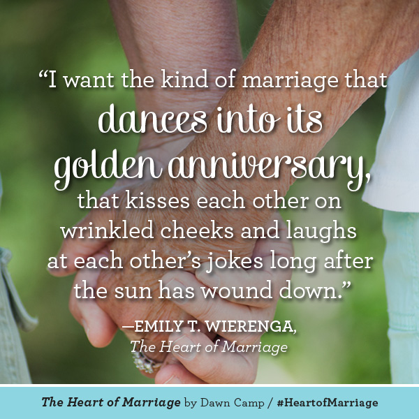 Emily T. Wierenga The Heart of Marriage #HeartofMarriage
