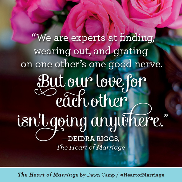 Deidra Riggs The Heart of Marriage #HeartofMarriage