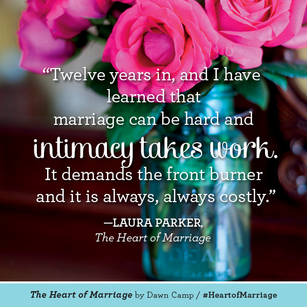 Laura Parker The Heart of Marriage #HeartofMarriage
