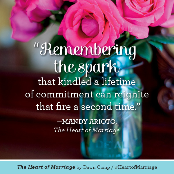 Mandy Arioto The Heart of Marriage #HeartofMarriage