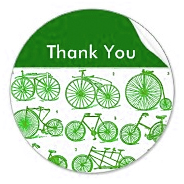 Thank you from Hometown Bicycles!