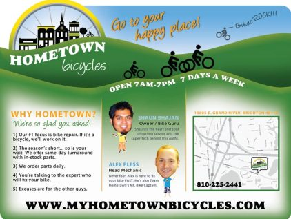 Hometown Bicycles LLC