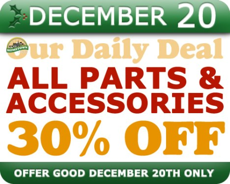 Hometown Bicycles Daily Deal December 20