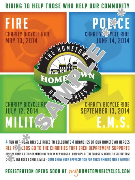 Hometown Hero Bicycle Event Series