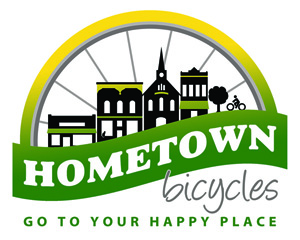Hometown Bicycles logo