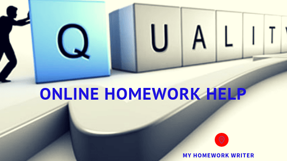 Get High-Quality & Cheap Online Assignment Help - MyHomeworkWriters