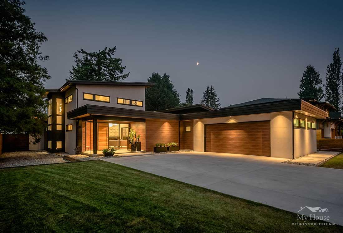 Modern Custom Home Builder Vancouver