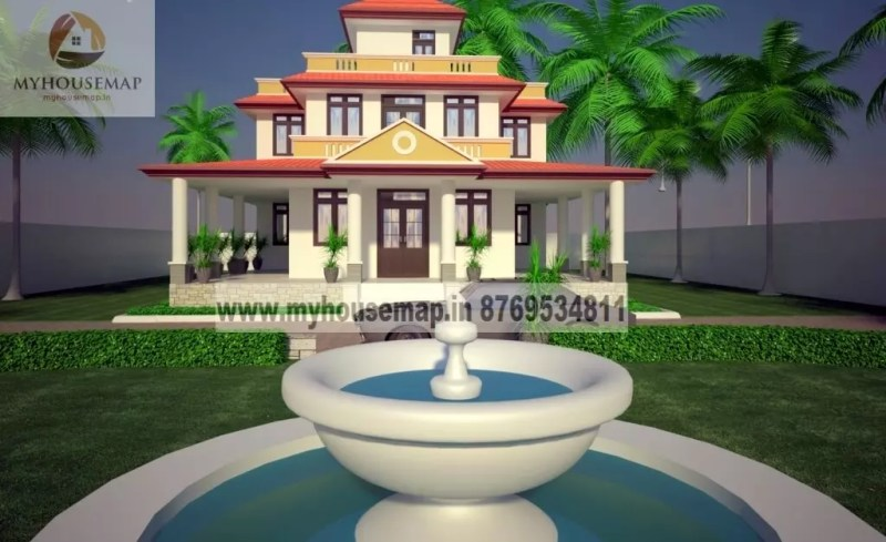 kerala house elevations​