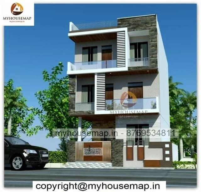 Front elevation home design