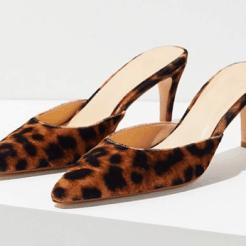 Leopard Kitten Heels