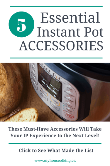 5 Essential Accessories for your Instant Pot