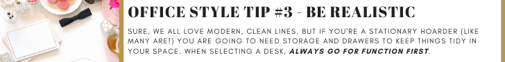 Office Style Tip #3