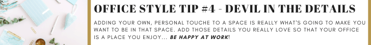 Office Style Tip #4