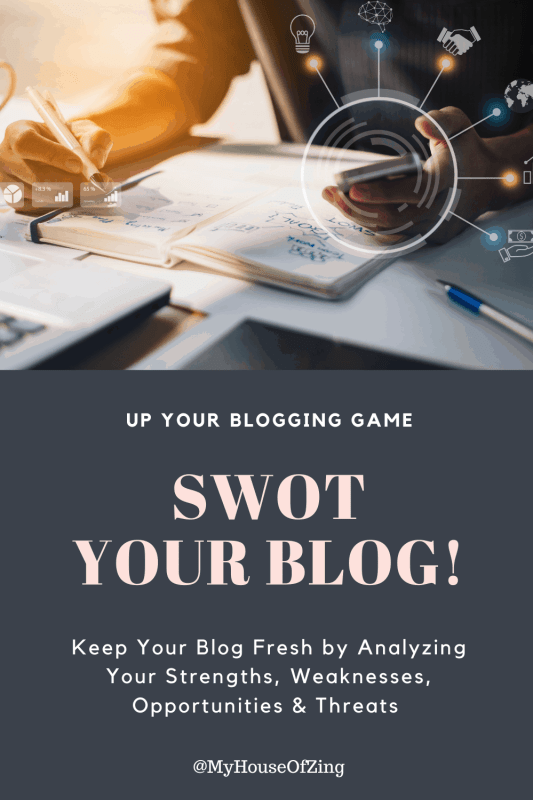 SWOT Your Blog!