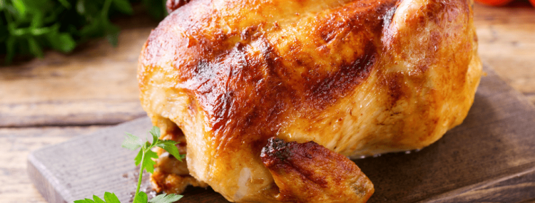 Air Fryer Cooking: Whole Chicken