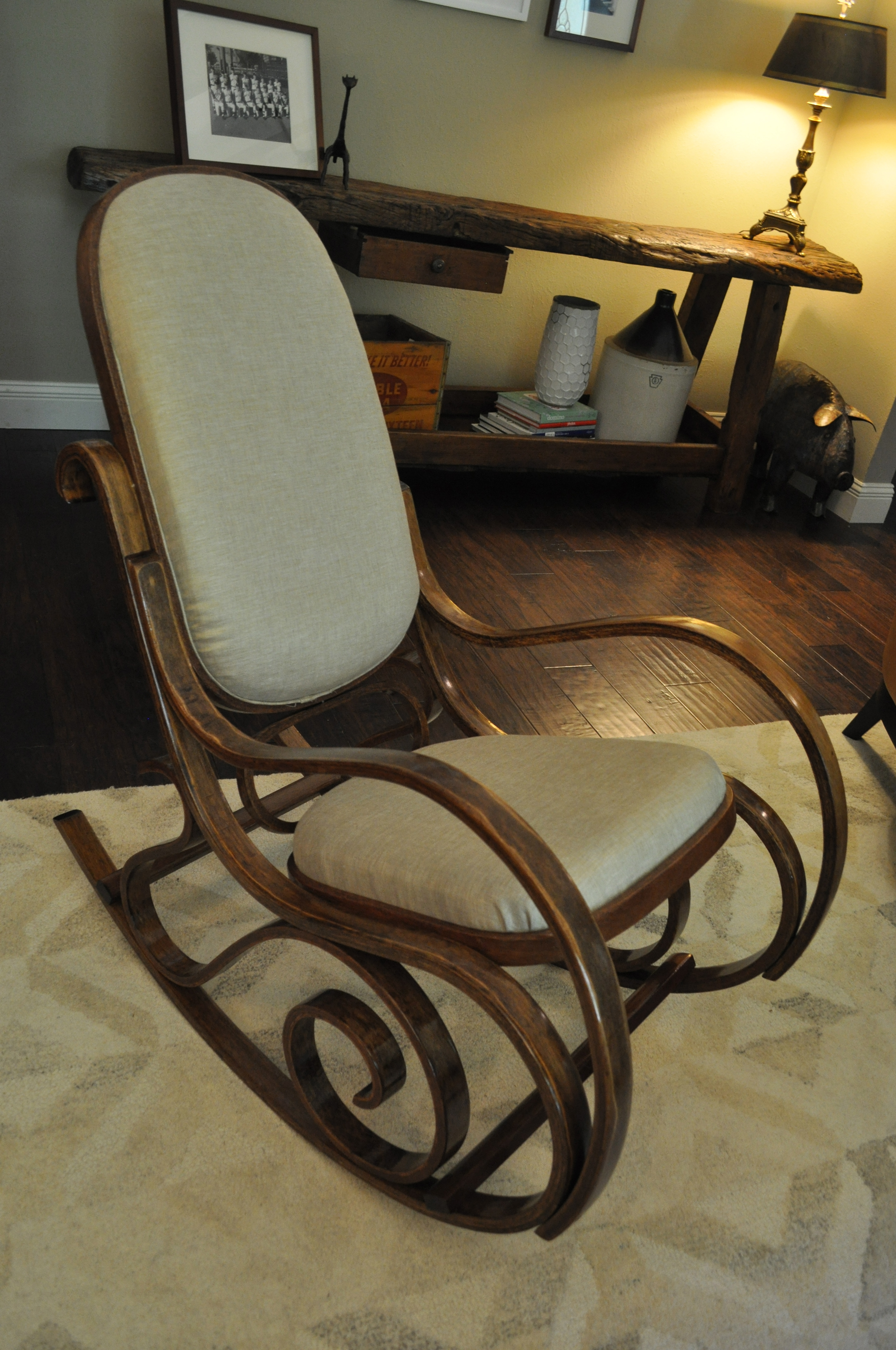 Bentwood Rocking Chair Plans PDF Woodworking
