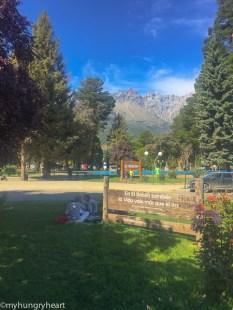 El Bolson park