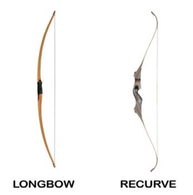 Longbow vs  Recurve Bow: Which One to Choose? - MyHuntinGear com