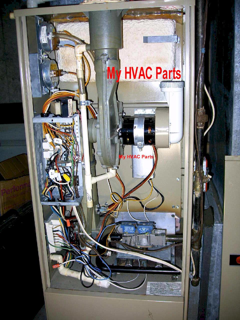 Trane Furnace Parts List : trane, furnace, parts, CNT01149, Trane, Combustion, Blower, Board