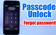 How to unlock iPhone ios 12 Passcode