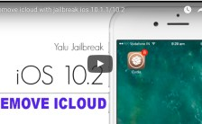 Remove icloud with jailbreak ios 10.1.1:10 2