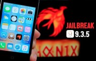 download Phœnix jailbreak for iOS 9.3.5