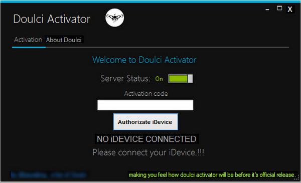 doulci activator server