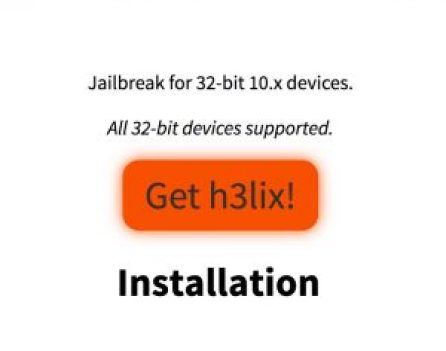 Jailbreak up iOS 10.3.3 All 32-bit devices supported