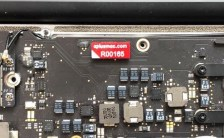 iCloud unlock MacBook Air A1466 A1465 Dual chip Bios Board