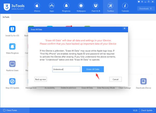 Unlock iPhone/iPad Passcode Screen using software