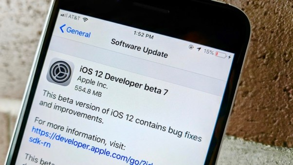 A bug removes developers data from iCloud