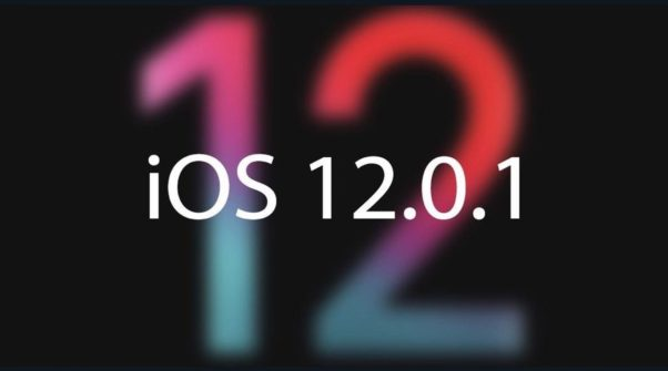 iOS 12.0.1 fixes important bugs about AppleIDs and dangerous vulnerabilities
