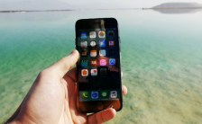iPhone X recovered with find my iphone after it has fallen to the bottom of the sea