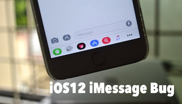 iOS 12 iMessage bug can brick your iPhone