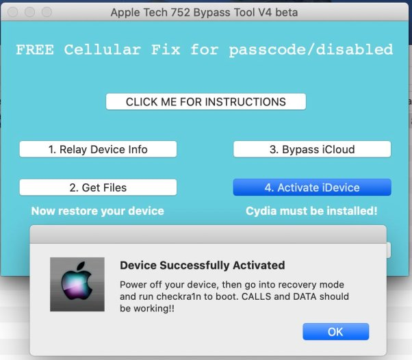 FREE CELLULAR FIX for Passcode Locked & Disabled iPhone/iPad!