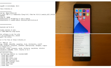 iOS-14-jailbroken-on-iPhone-7-A10-using-a-patched-version-of-checkra1n-