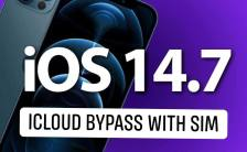 iOS 14.7 beta Download iCloud Bypass GSM for iphone 8 and X ( A11 devices )