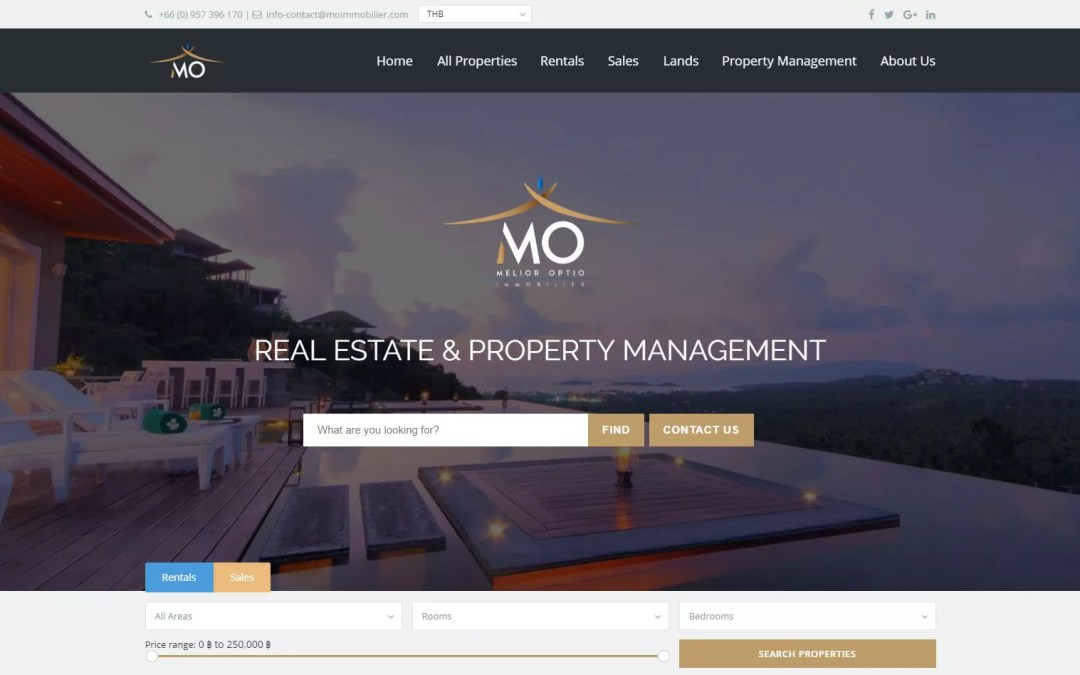 Mo Immobilier