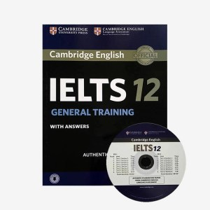 Cambridge IELTS 12 General Student's Book Suppliers Sri Lanka