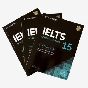 cambridge ielts 15 general-training book